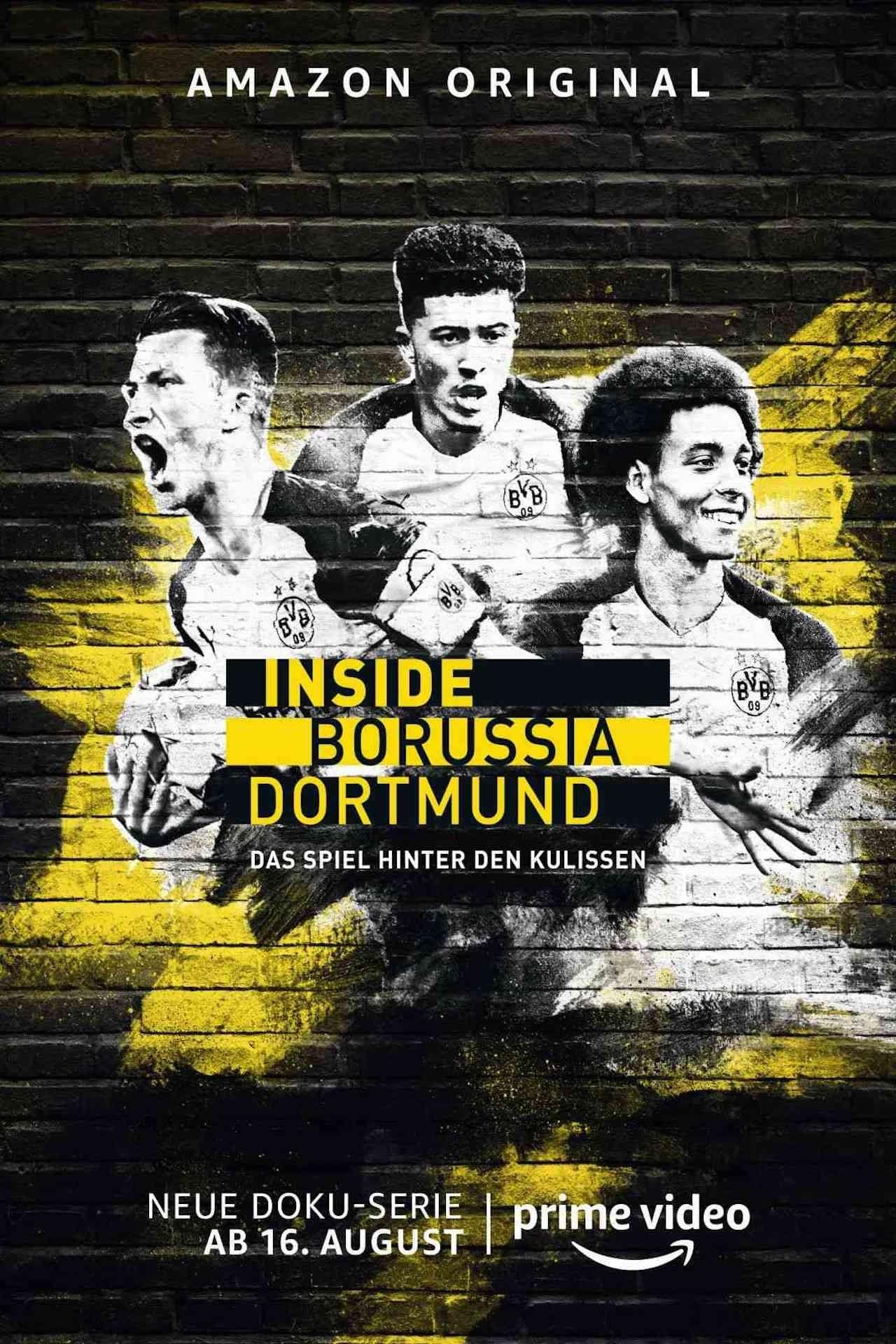 Inside Borussia Dortmund Season 1