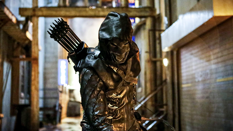 Arrow Season 5 :Episode 1  Neuanfang