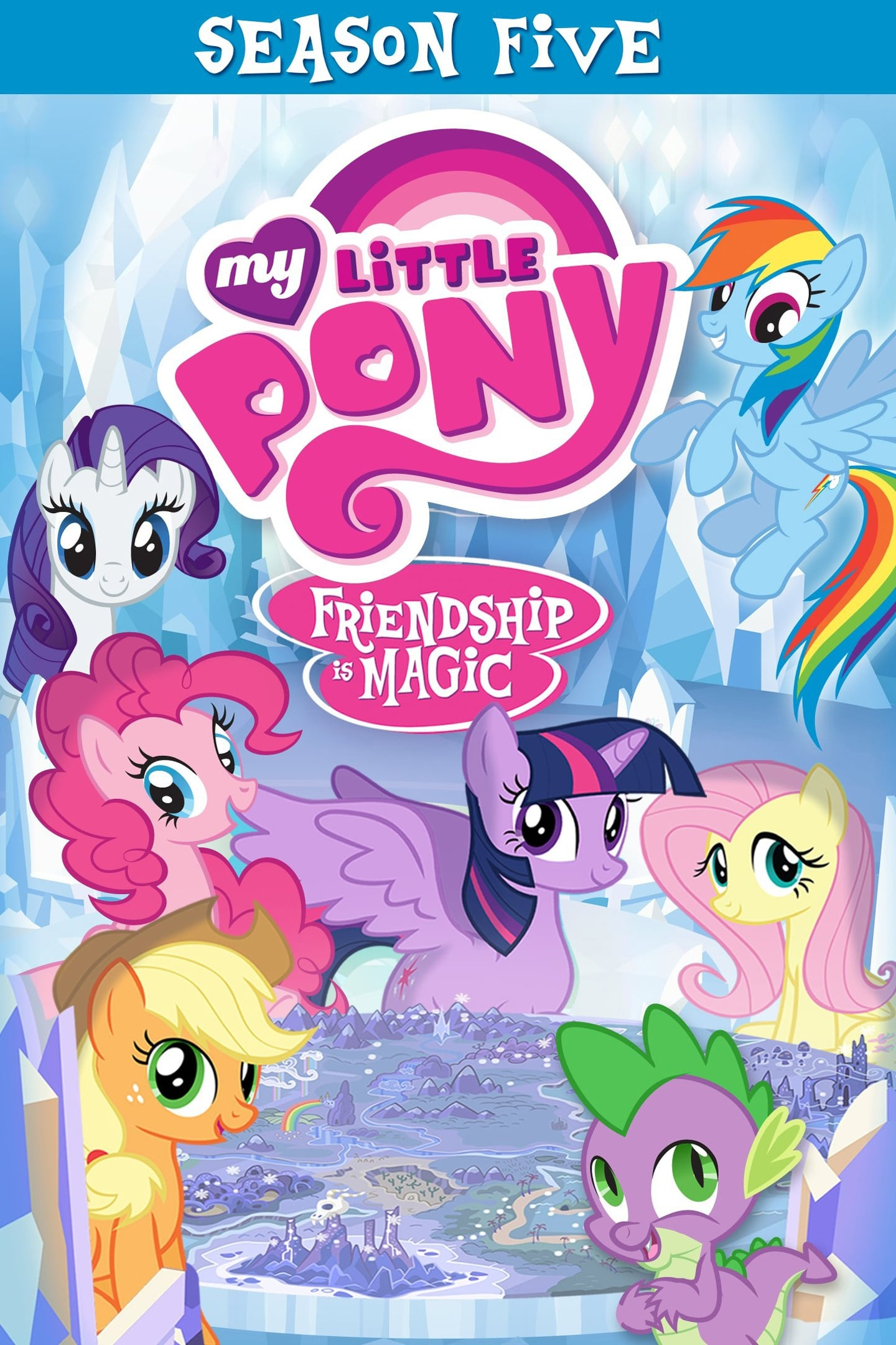 My Little Pony: Friendship Is Magic Season 5