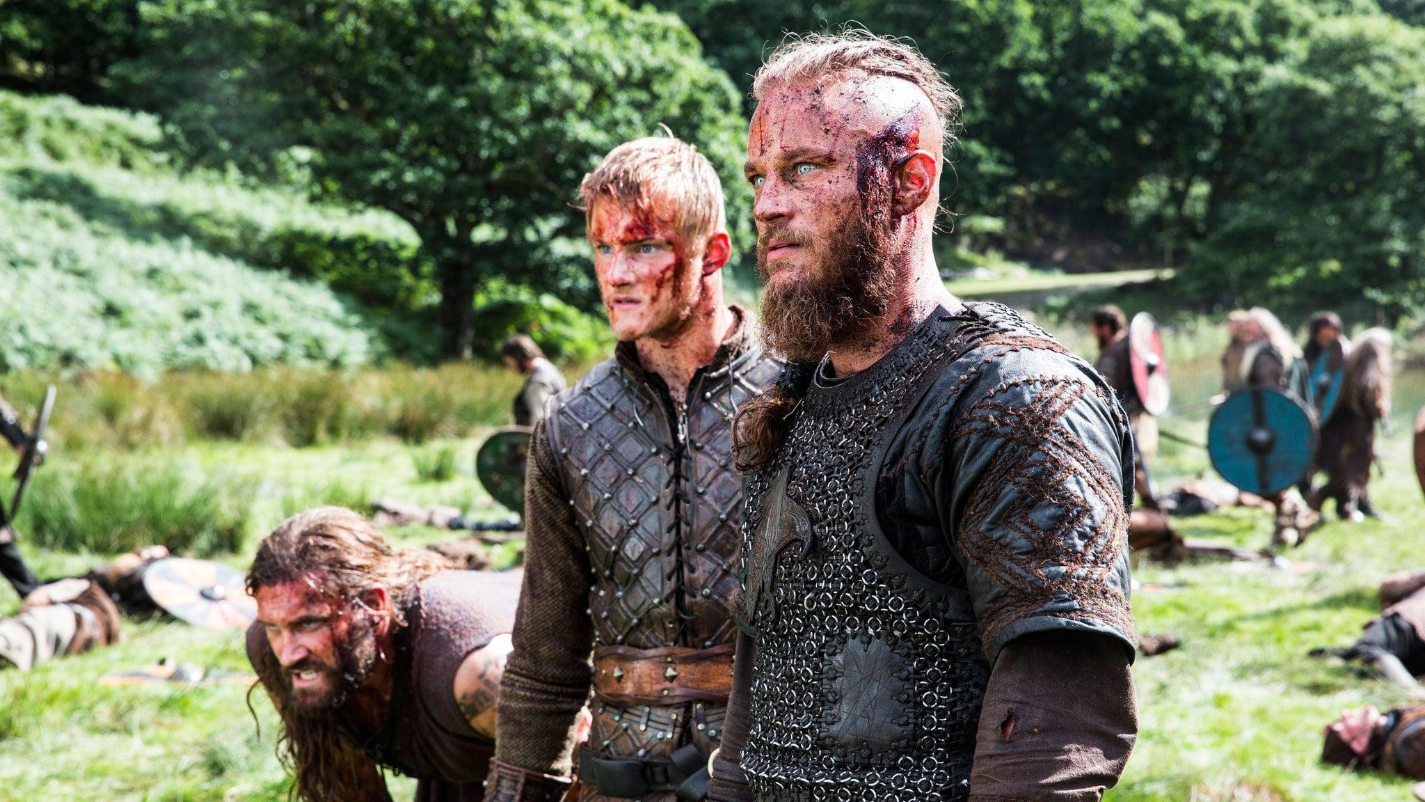 Vikings Season 2 :Episode 5  Answers in Blood
