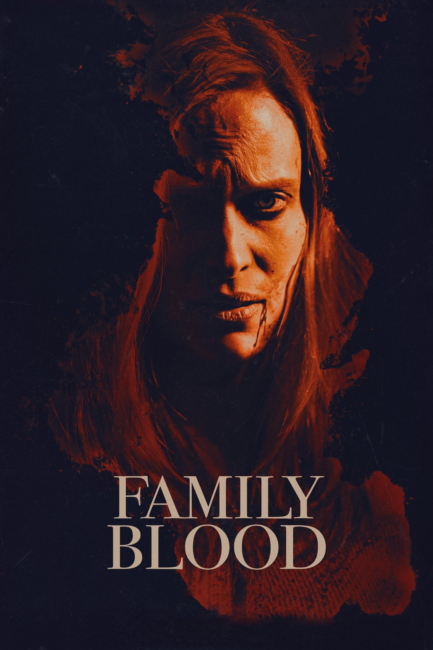 Póster Family Blood