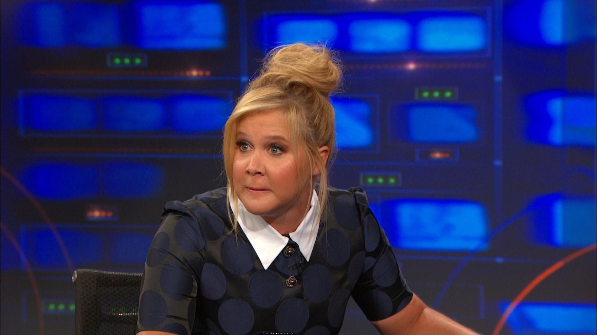 The Daily Show with Trevor Noah Season 20 :Episode 139  Amy Schumer