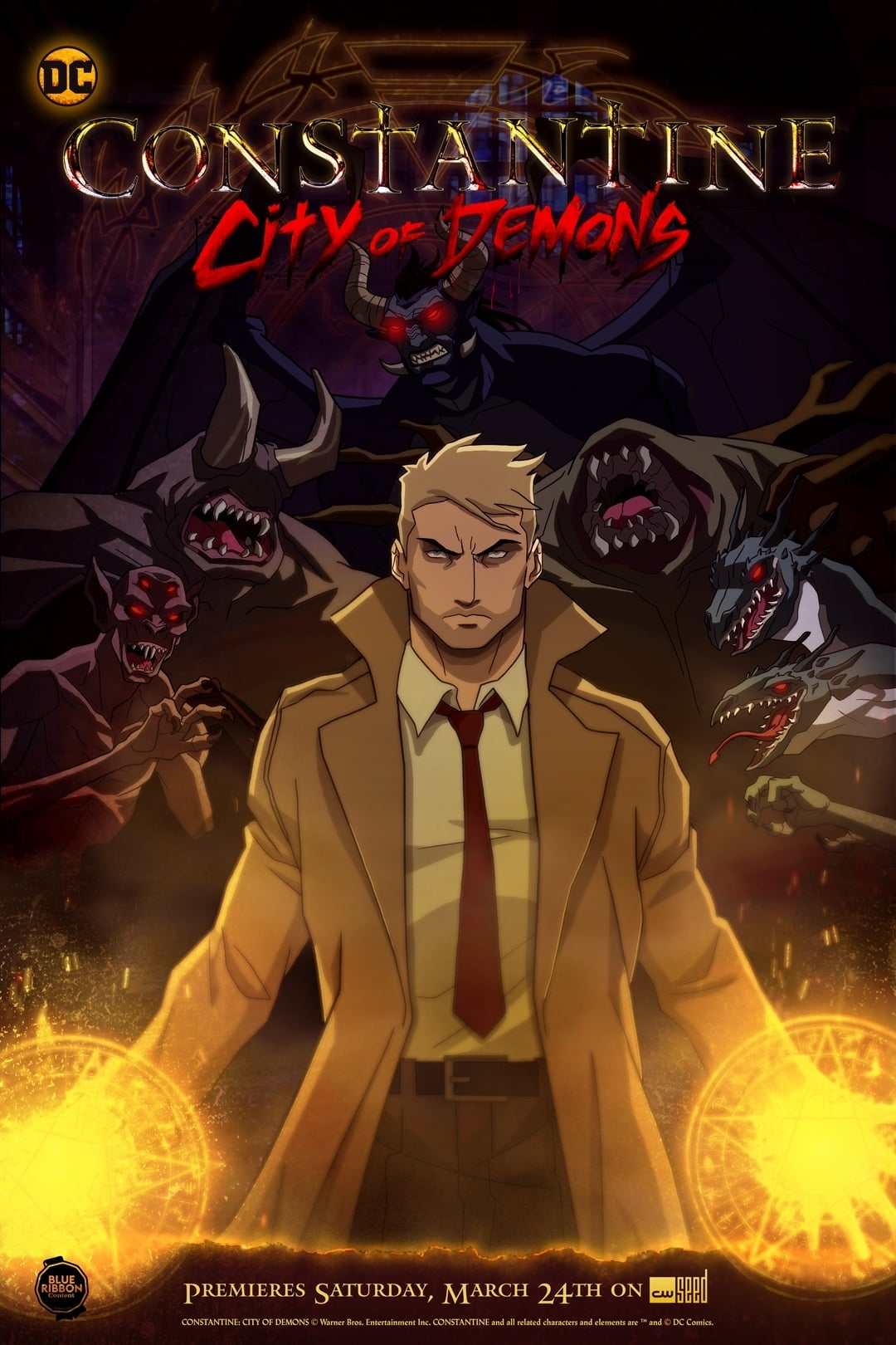 image for Constantine: City of Demons