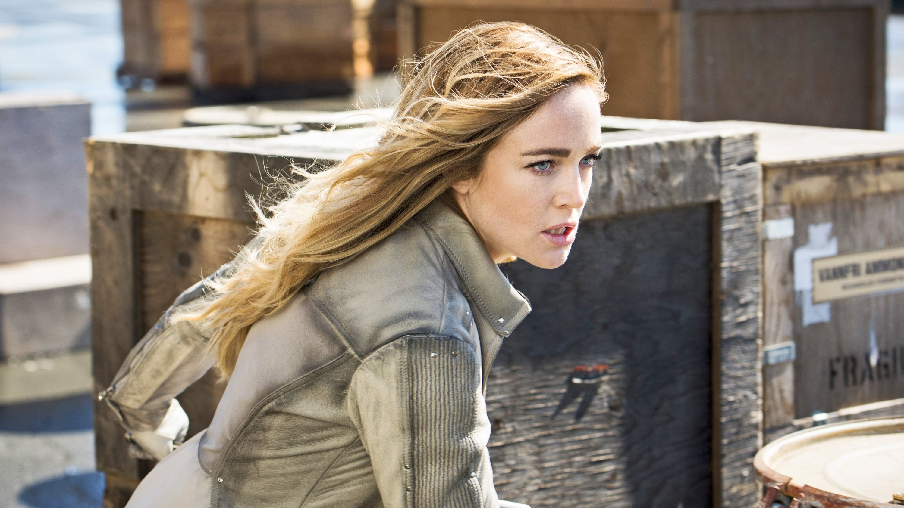 DC's Legends of Tomorrow Season 1 :Episode 16  Legendary