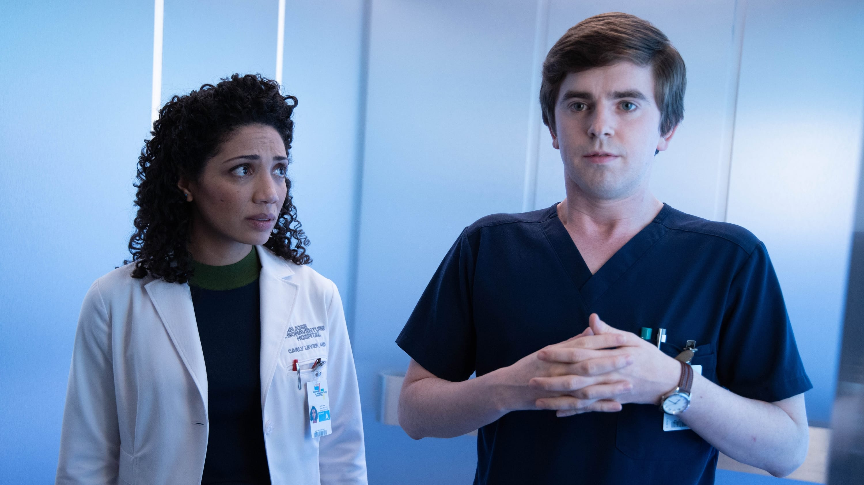 The Good Doctor - Season 3 Episode 11 : Fractured