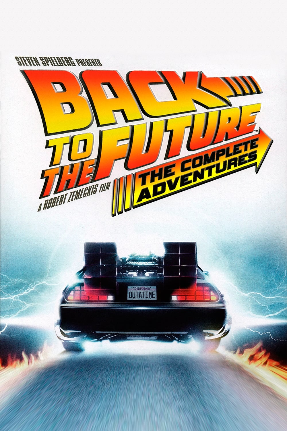 all movies from back to the future collection saga are on movies film