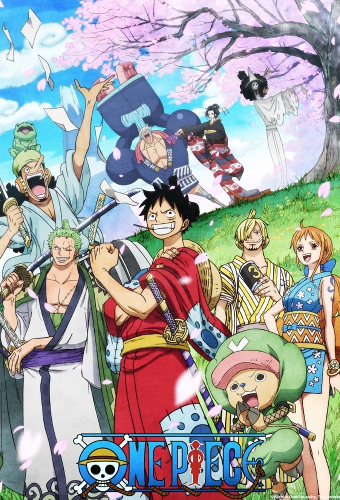 One Piece Season 21