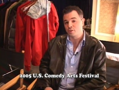 American Dad! Season 0 :Episode 6  How's Your Aspen?: American Dad! Live at the 2005 U.S Comedy Arts Festival