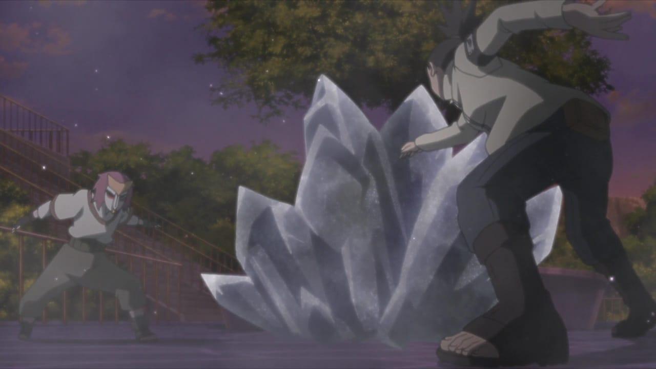 Boruto: Naruto Next Generations Season 1 :Episode 45  Memories from the Day of Snow