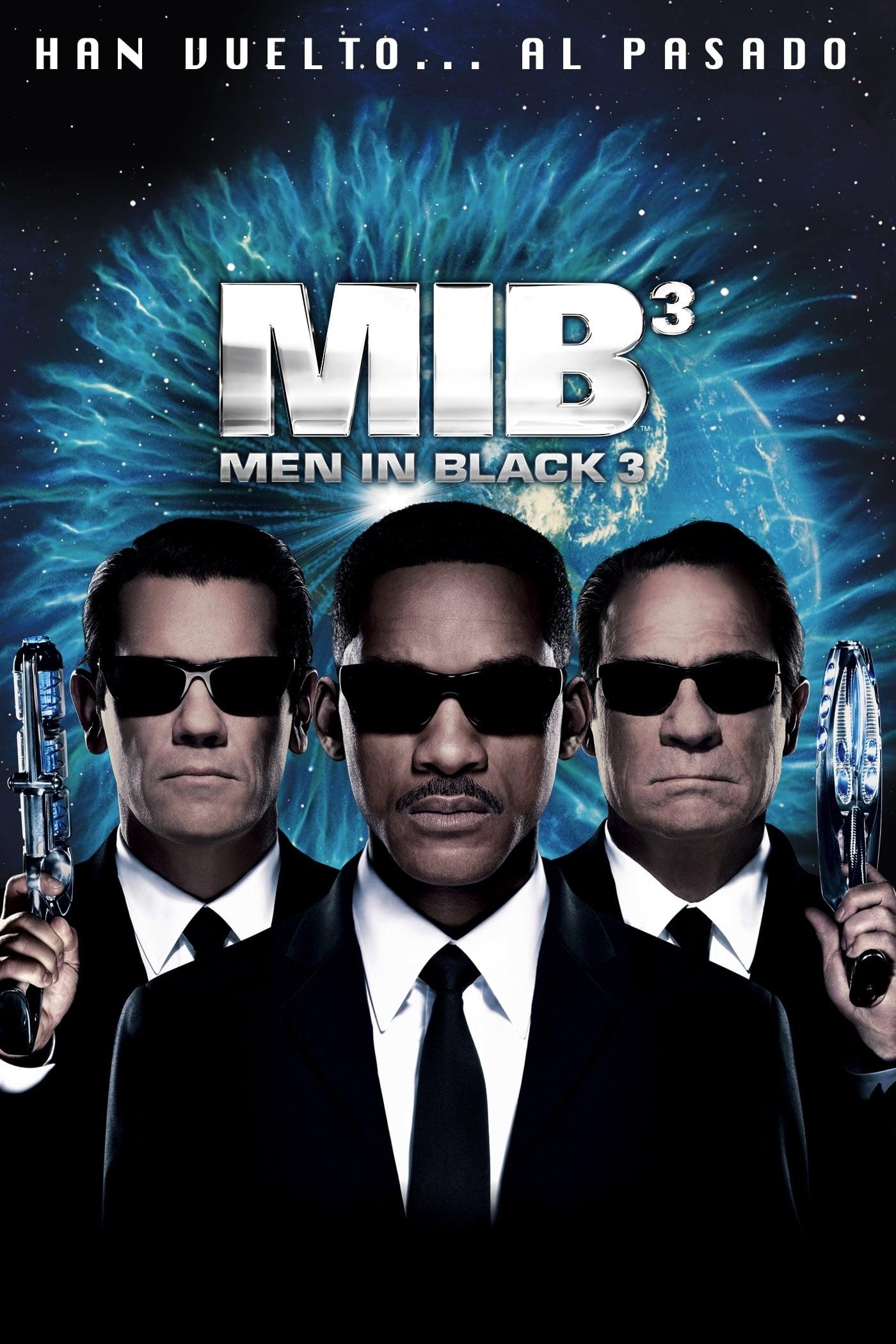 Imagen 1 Men in Black 3