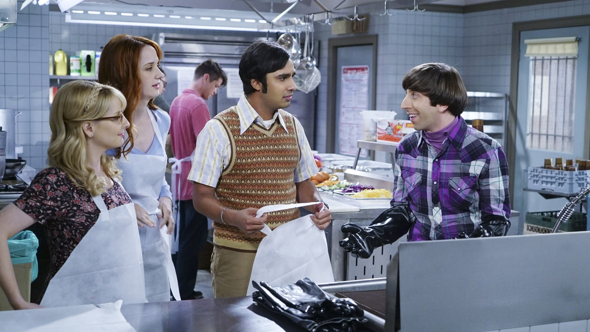 The Big Bang Theory Season 9 :Episode 9  The Platonic Permutation