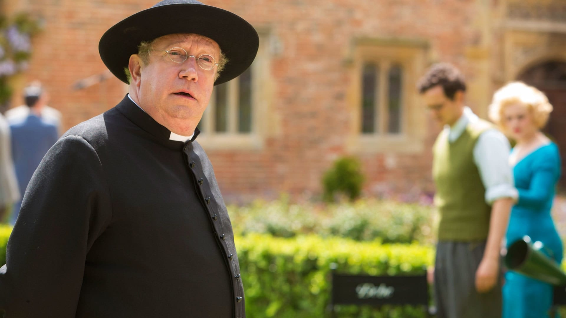 Father Brown Season 4 :Episode 1  The Mask of the Demon