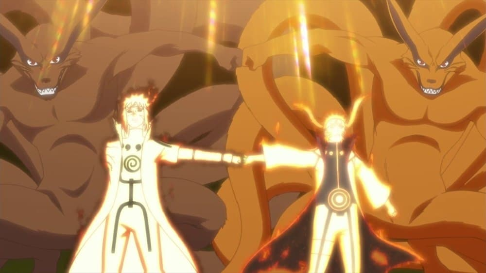 Naruto Shippūden Season 18 :Episode 380  The Day Naruto Was Born