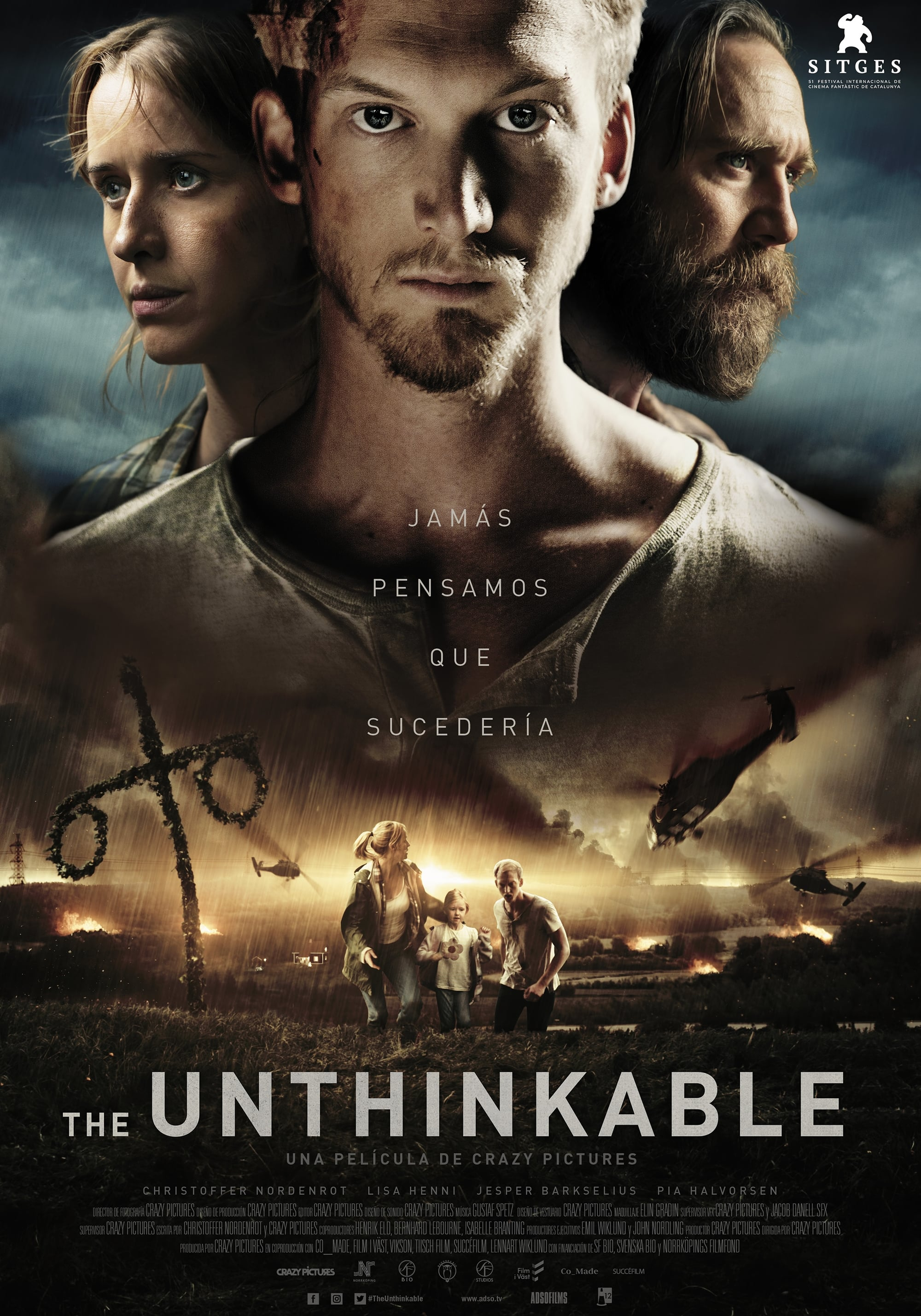 Póster The Unthinkable