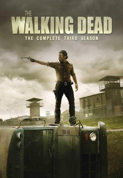 The Walking Dead (2012) [Temporada 3] [Completa] [Latino] [1 Link] [MEGA]