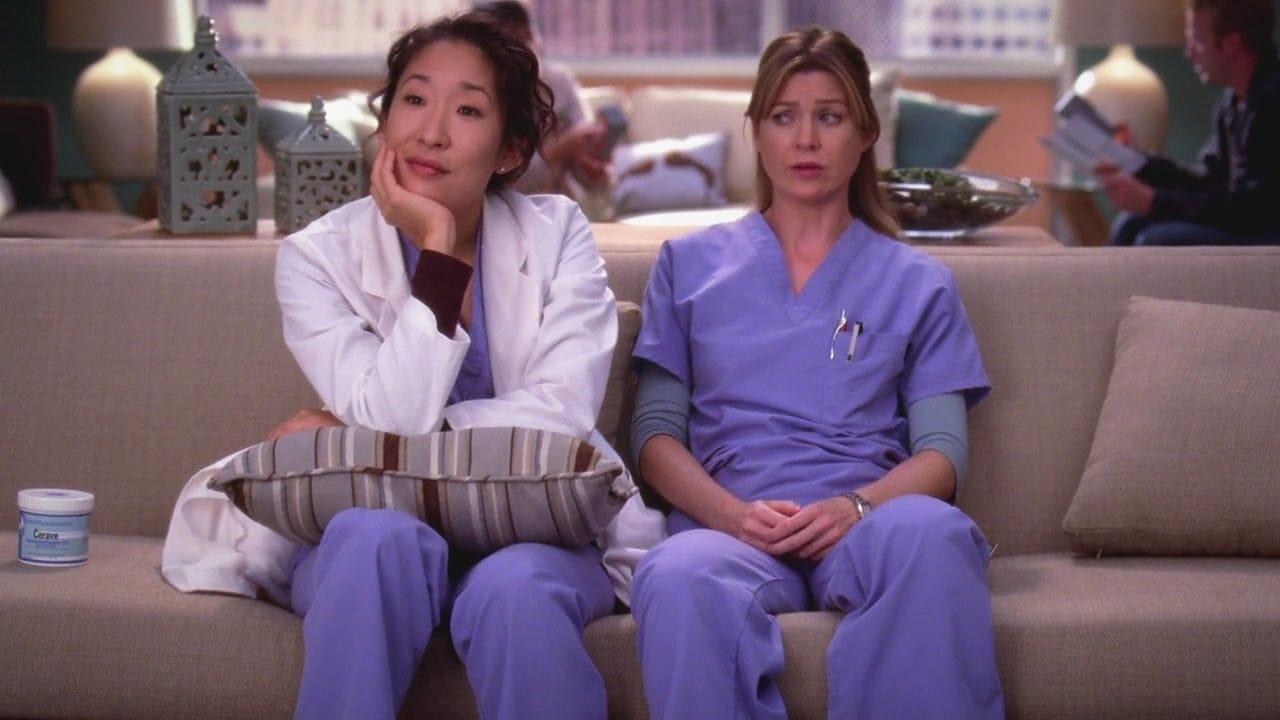 Grey's Anatomy Season 5 :Episode 4  Brave New World
