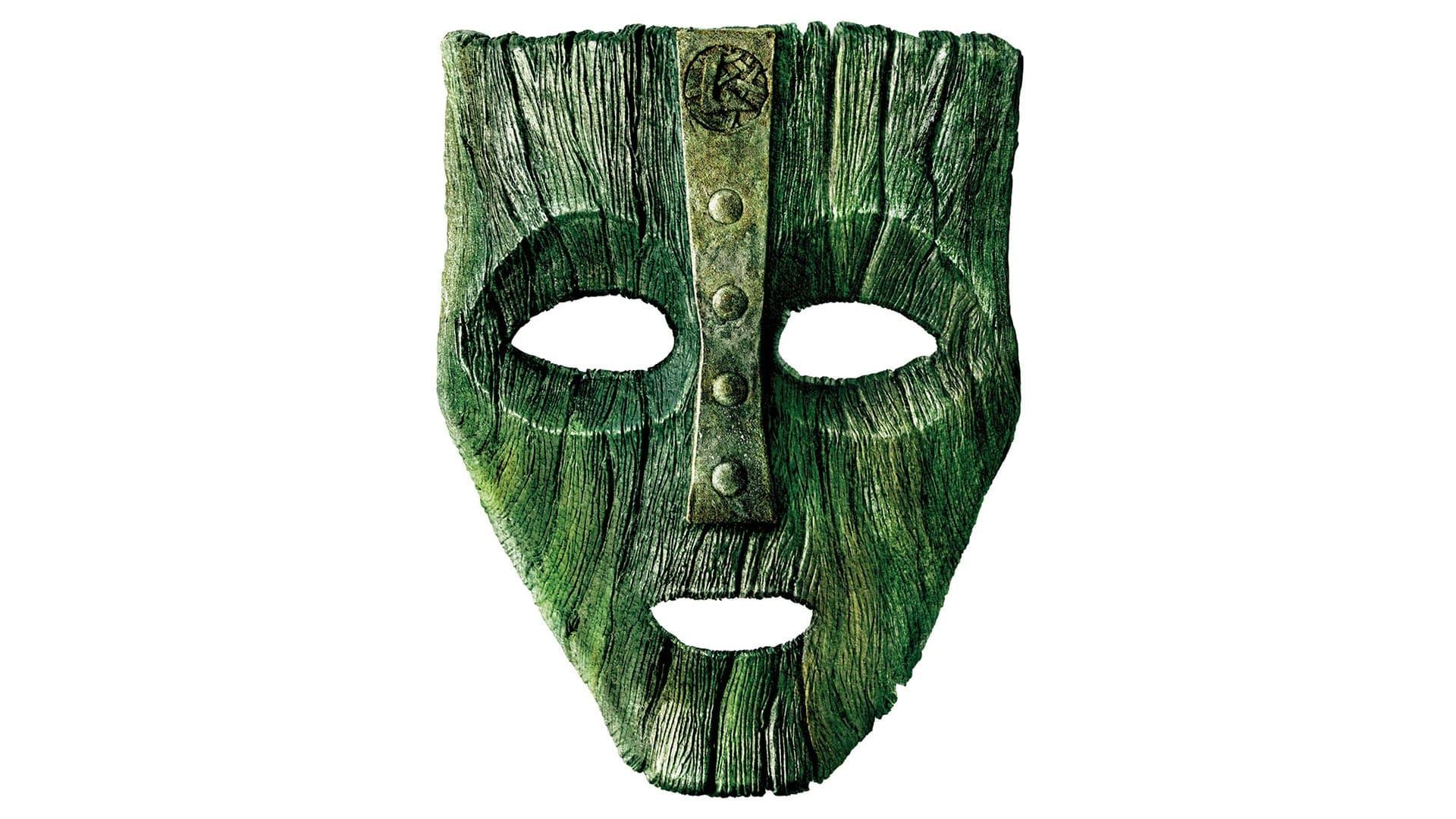 Contraportada The Mask