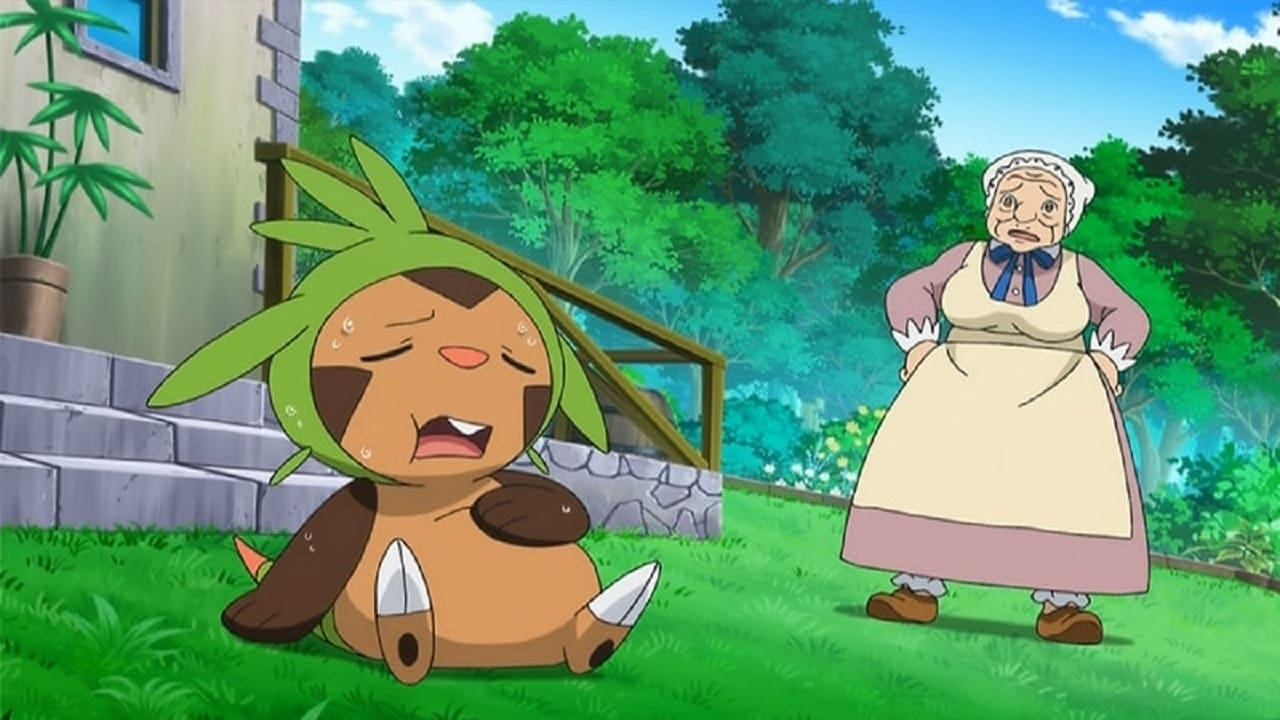 Pokémon Season 17 :Episode 15  An Appetite for Battle!