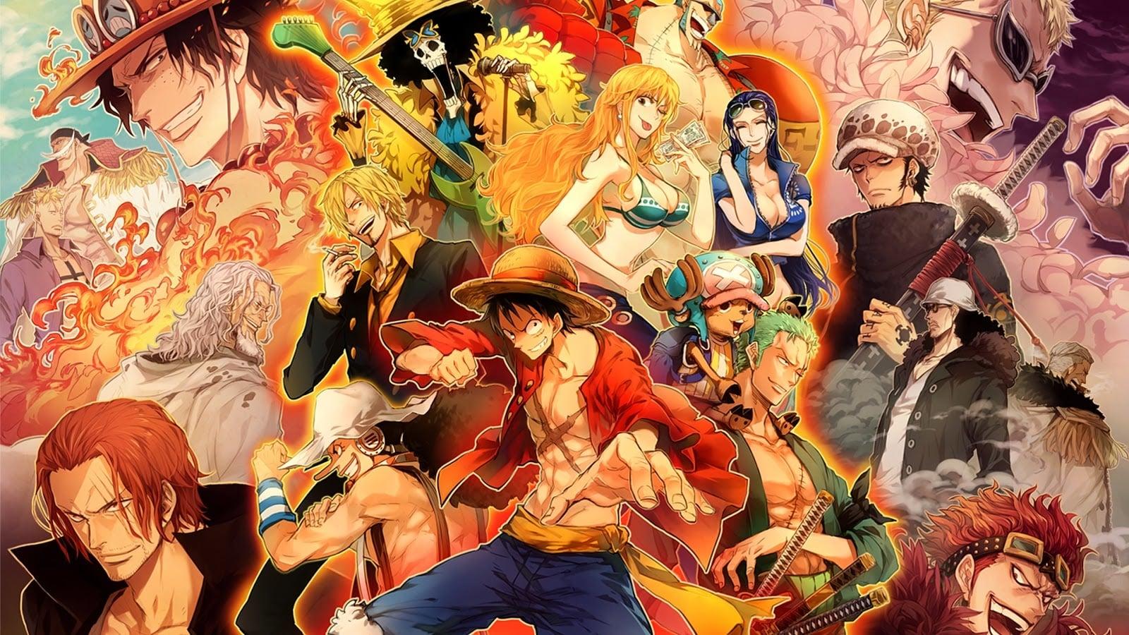 One Piece • S16E691