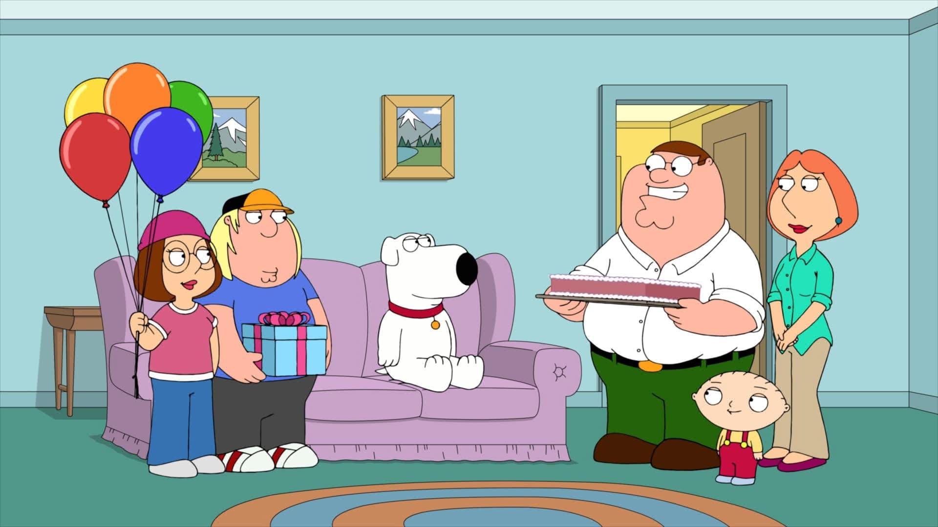 Family Guy Season 17 :Episode 12  Bri, Robot