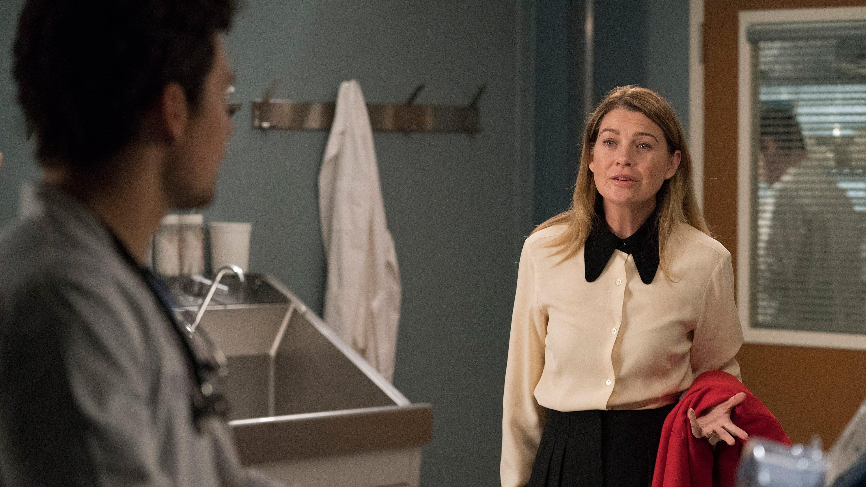 Grey's Anatomy Season 15 :Episode 17  Träume von Schäfchen