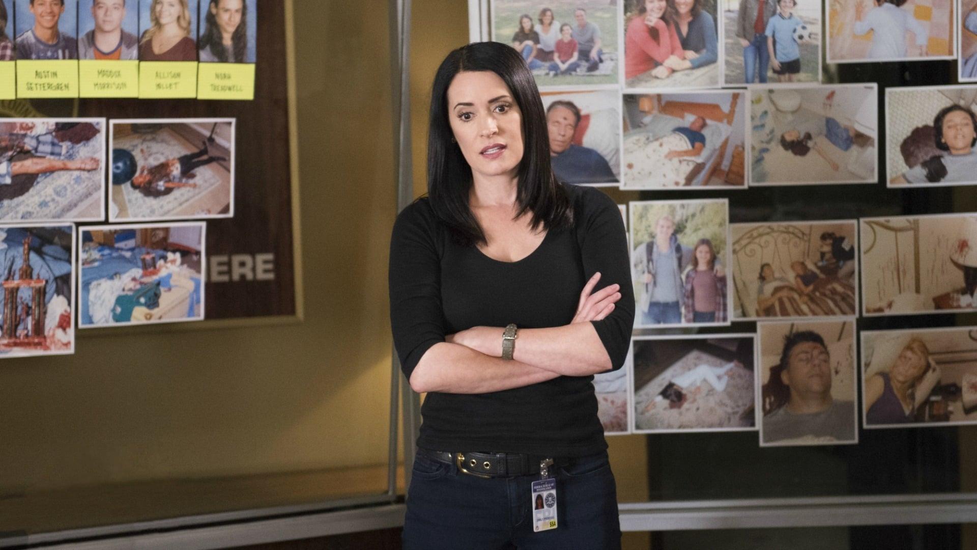 Criminal Minds Season 12 :Episode 5  The Anti-Terror Squad