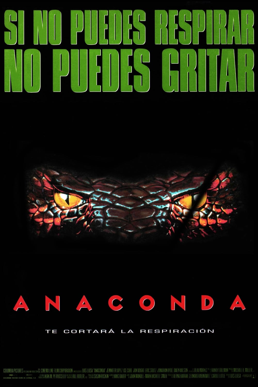Póster Anaconda