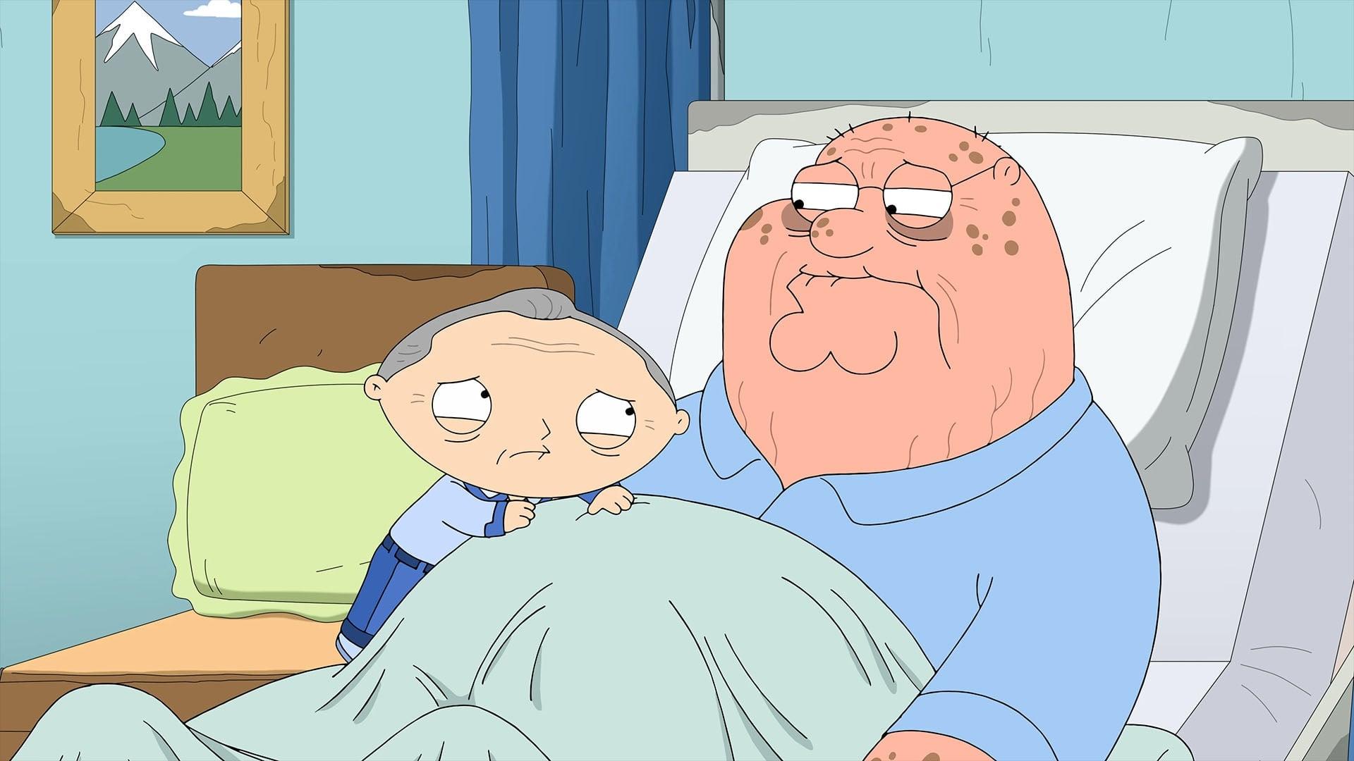 Family Guy - Season 18 Episode 13 : Rich Old Stewie