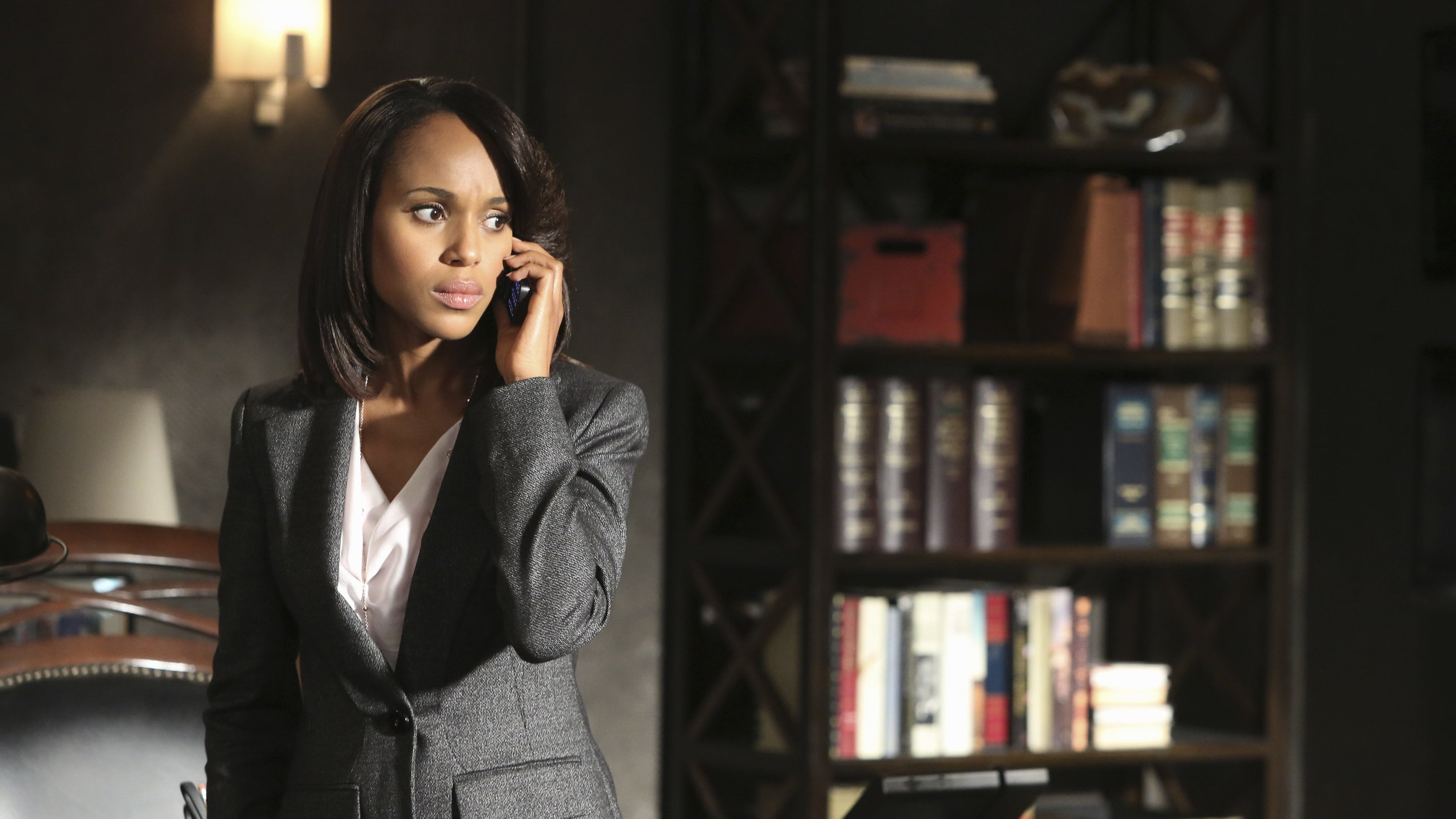 Scandal Season 3 :Episode 2  Guess Who's Coming to Dinner