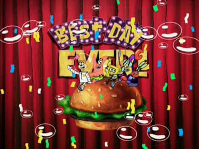 SpongeBob SquarePants Season 4 :Episode 37  Best Day Ever