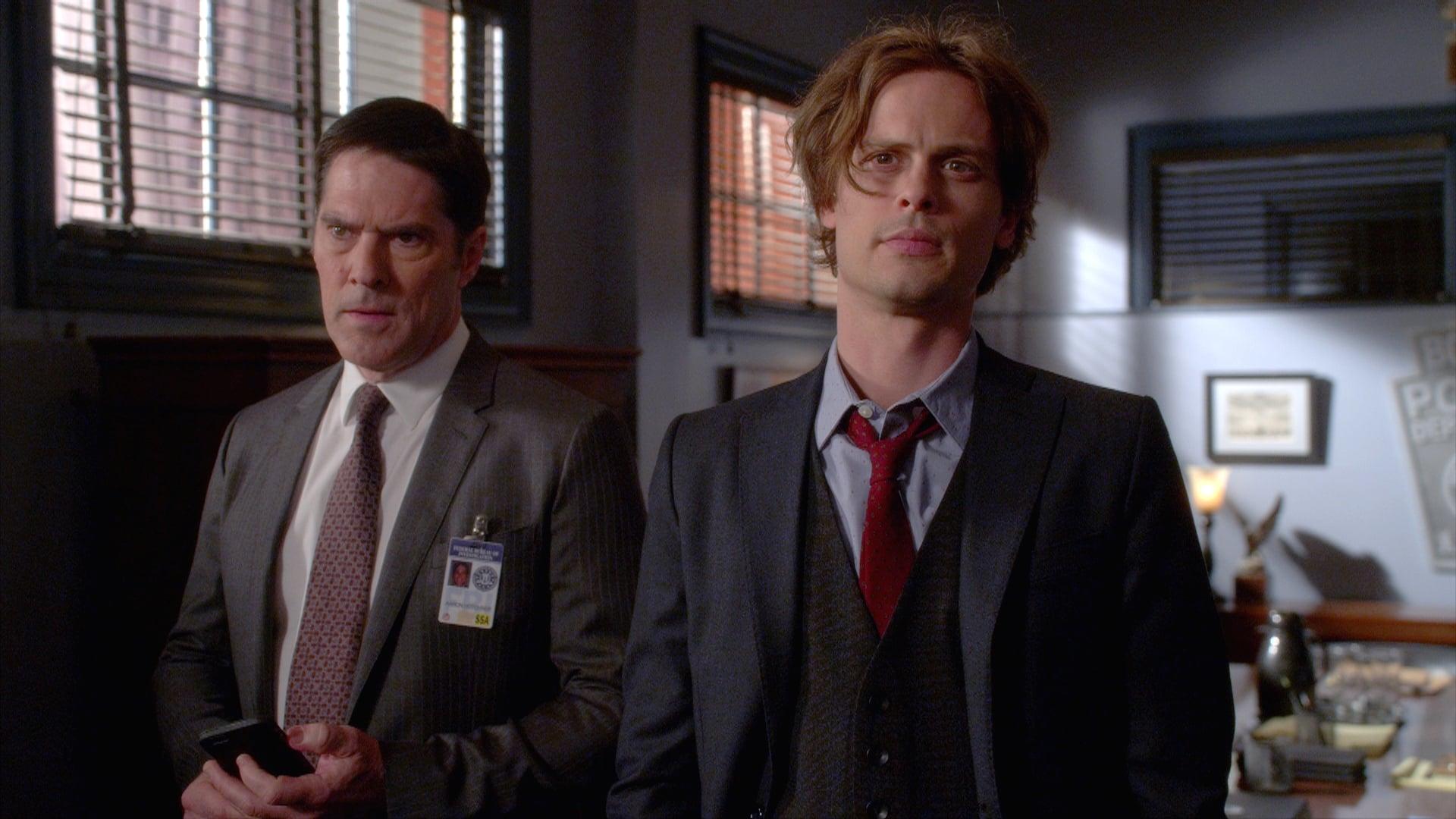 Criminal Minds Season 11 :Episode 12  Drive