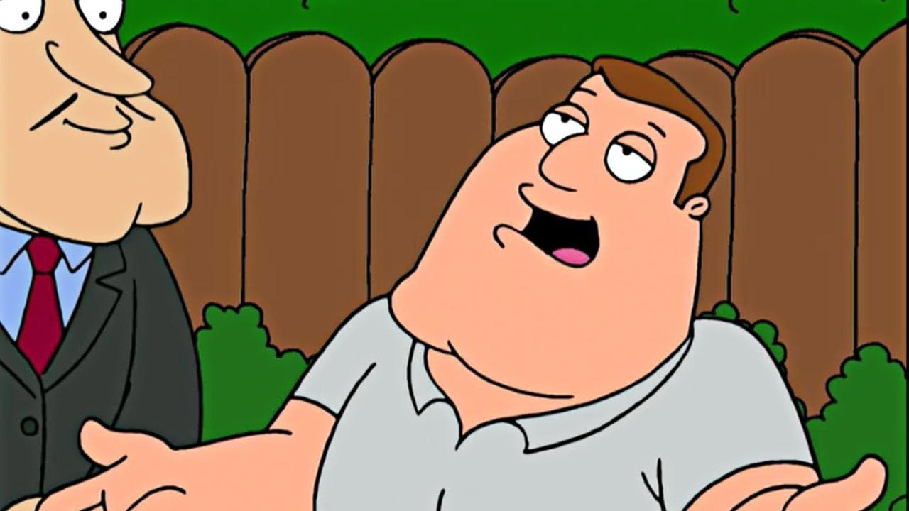 Family Guy Season 1 :Episode 5  A Hero Sits Next Door