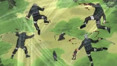 Naruto Shippūden Season 10 :Episode 199  Enter the Five Kage!