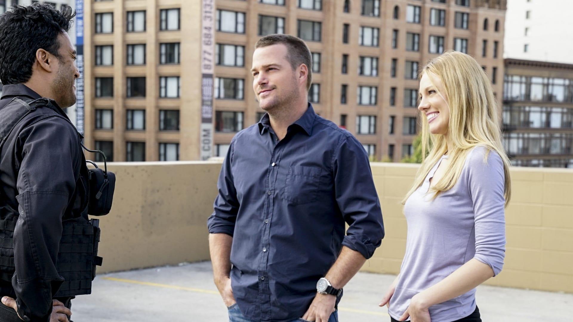 NCIS: Los Angeles Season 9 :Episode 2  Se Murio El Payaso