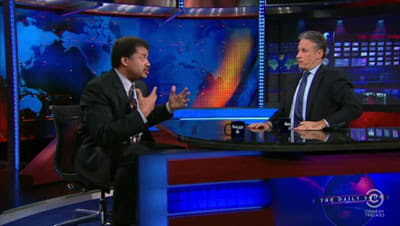 The Daily Show with Trevor Noah Season 16 :Episode 10  Neil deGrasse Tyson