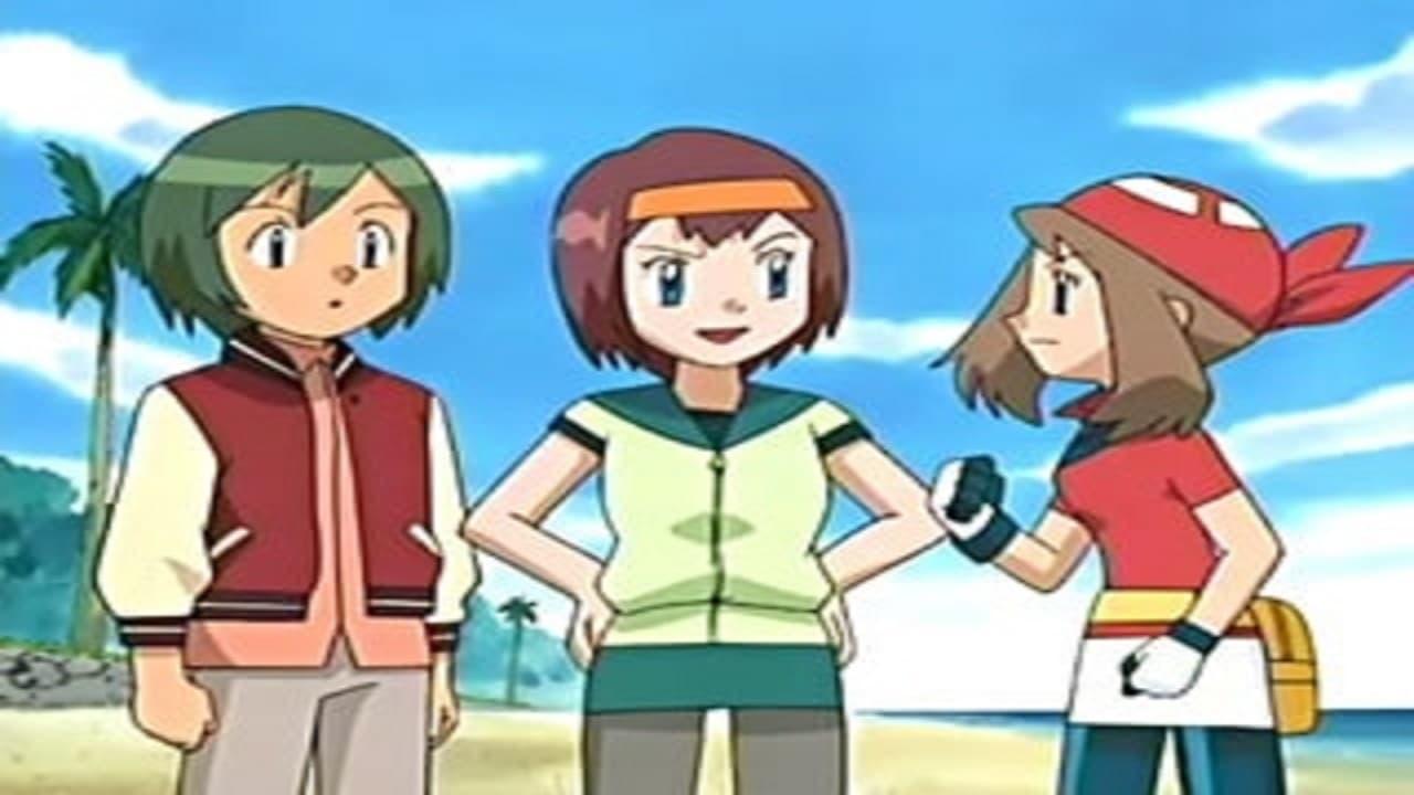 Pokémon Season 8 :Episode 23  Mean with Envy