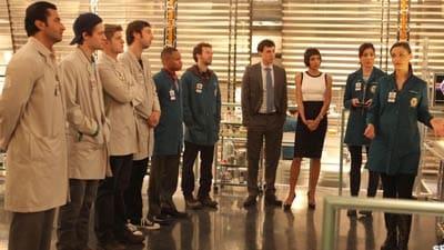 Bones - Season 8 Episode 6 : The Patriot In Purgatory