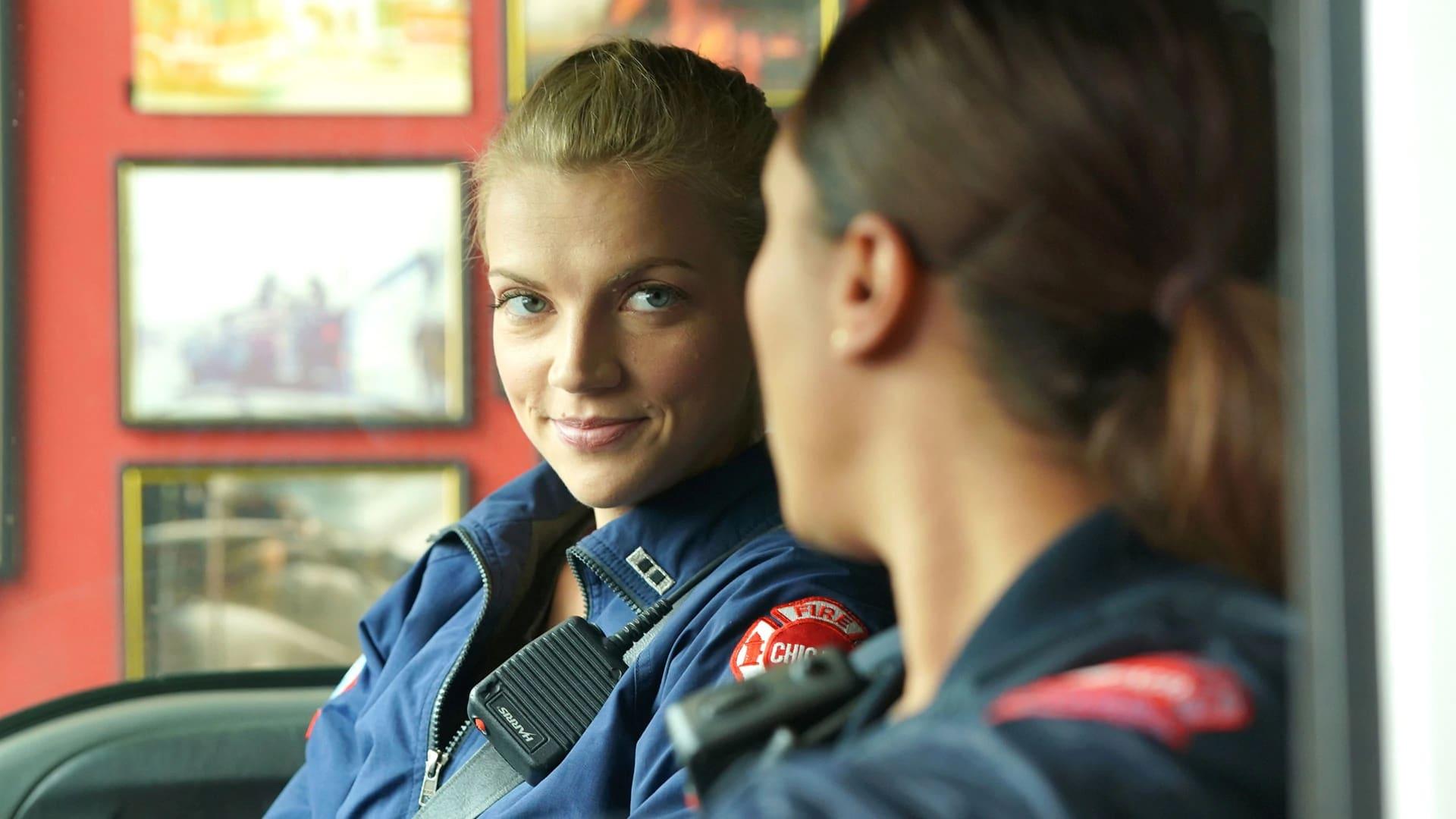 Chicago Fire Season 6 :Episode 8  Der Schützling