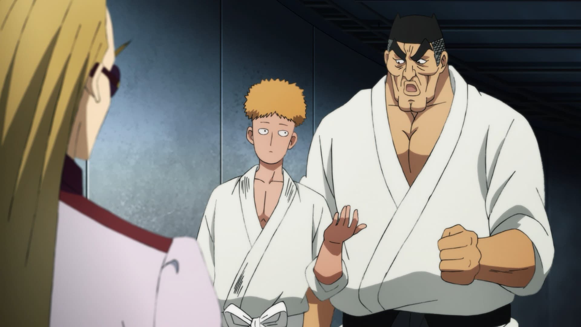 One-Punch Man Season 2 :Episode 5  The Martial Arts Tournament