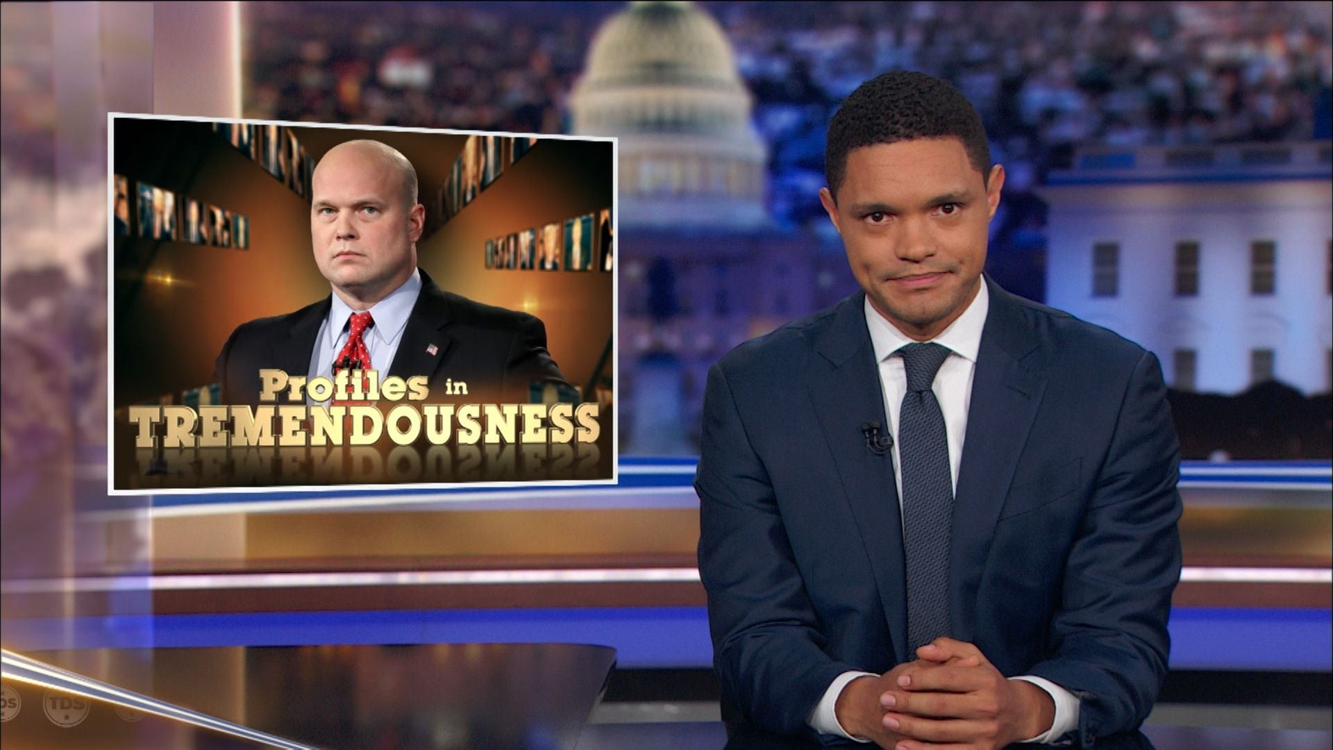 The Daily Show with Trevor Noah Season 24 :Episode 19  Swizz Beatz