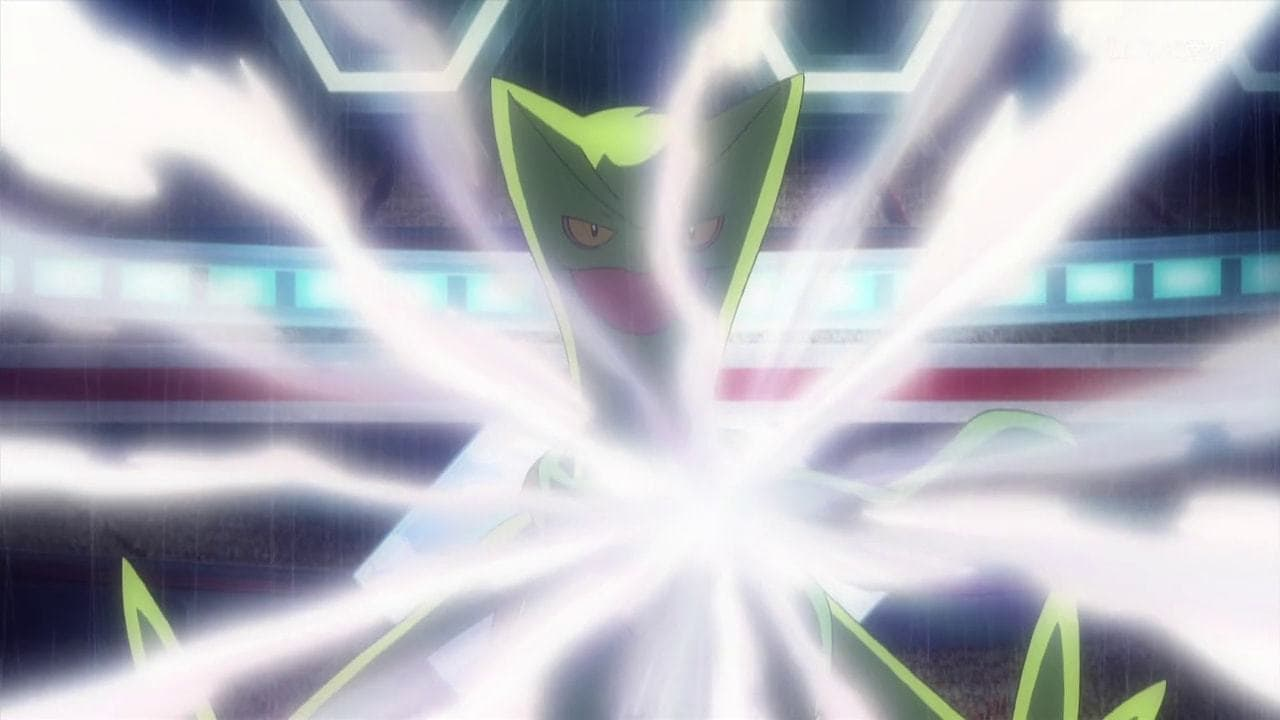 Pokémon Season 19 :Episode 33  Valuable Experience for All!