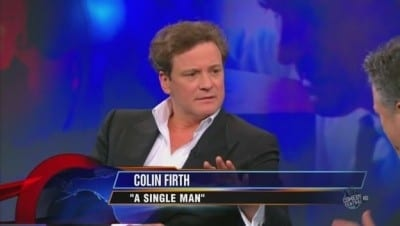 The Daily Show with Trevor Noah Season 15 :Episode 10  Colin Firth