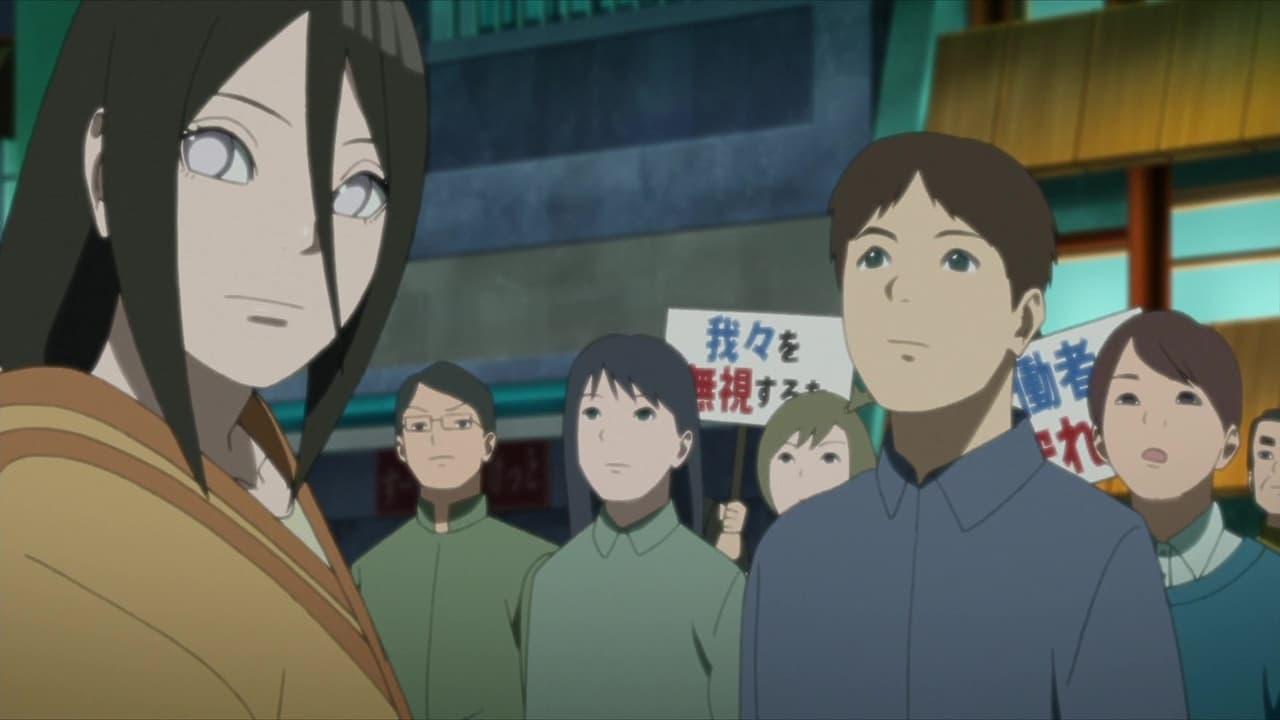 Boruto: Naruto Next Generations Season 1 :Episode 46  Go! The Crest of Night Strategy