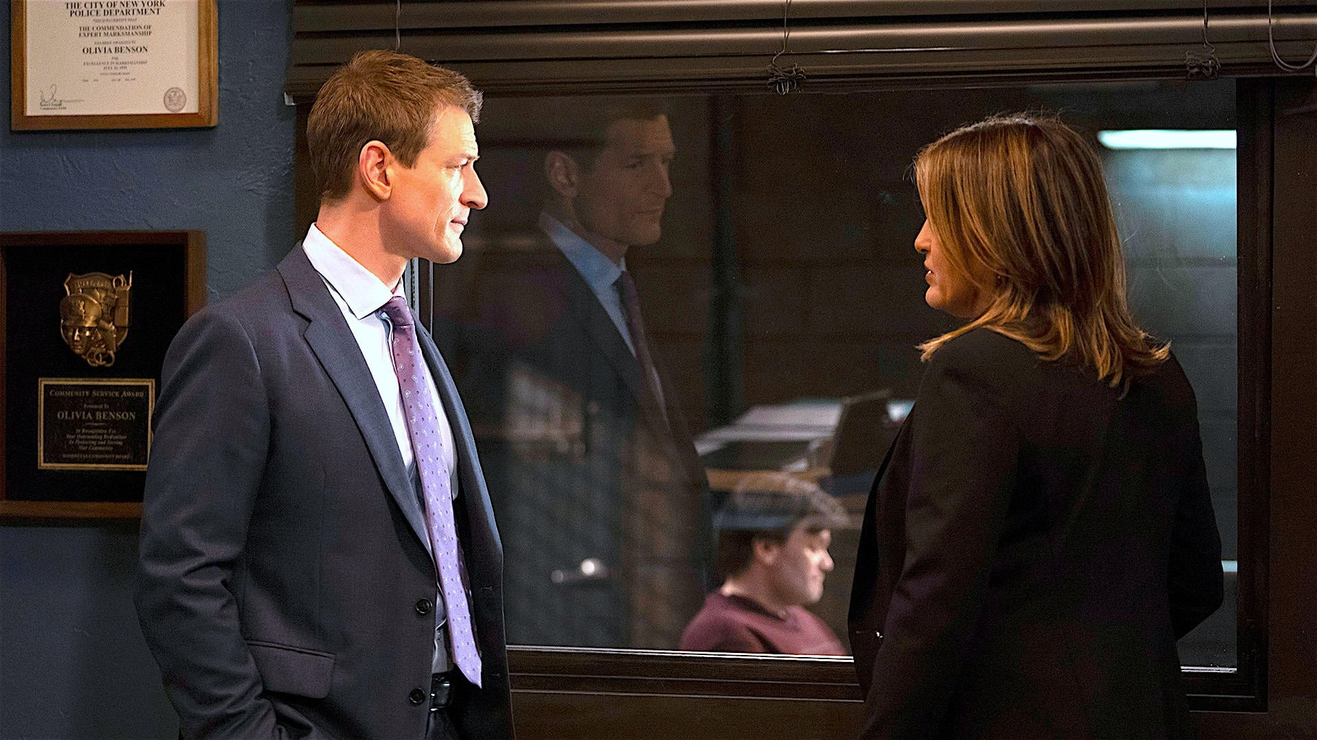 Law & Order: Special Victims Unit Season 20 :Episode 12  Dear Ben