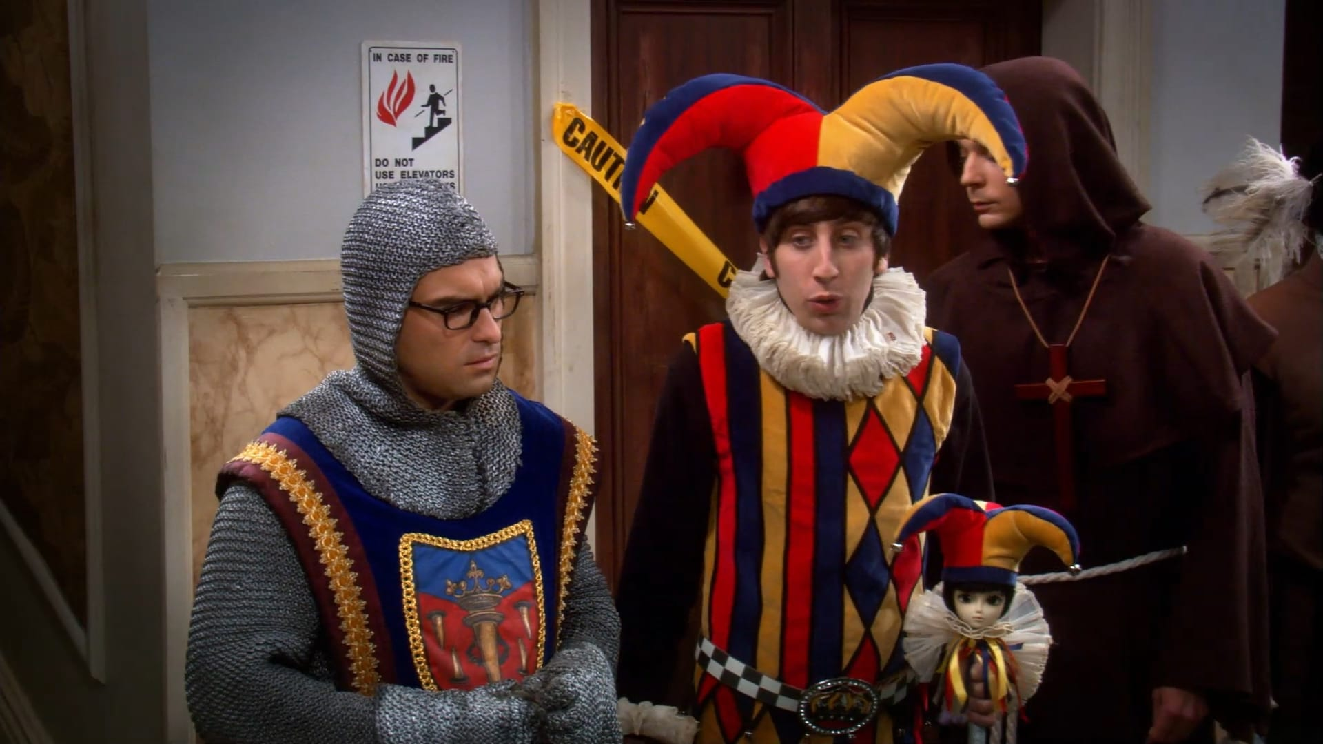 The Big Bang Theory Season 2 :Episode 2  The Codpiece Topology