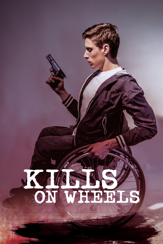 Póster Kills on Wheels