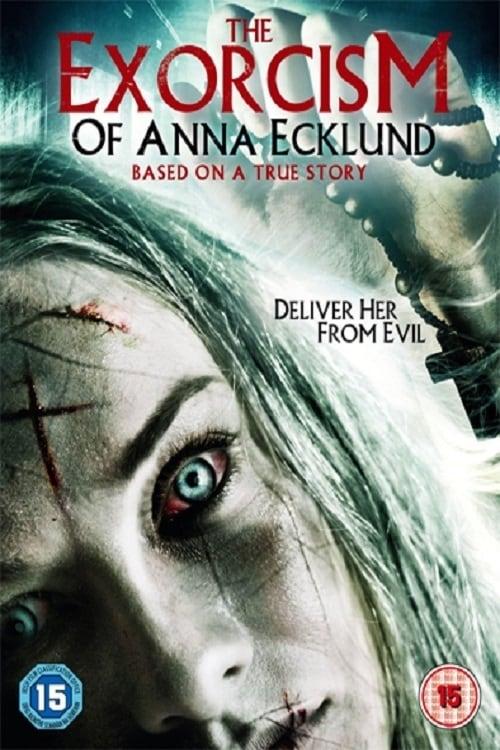 Póster El exorcismo de Anna Ecklund