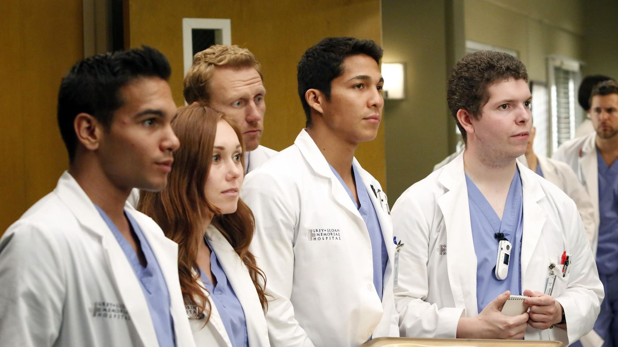 Grey's Anatomy Season 10 :Episode 16  We Gotta Get Out of This Place