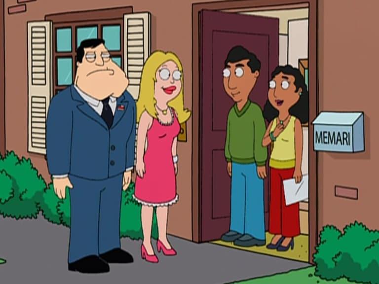 American Dad! Season 1 :Episode 6  Homeland Insecurity