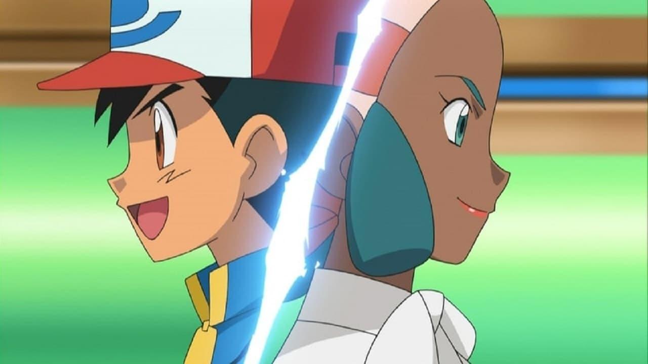 Pokémon Season 14 :Episode 16  Rematch at the Nacrene Gym!